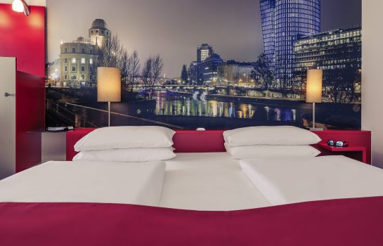 Standardzimmer Hotel Mercure Wien City