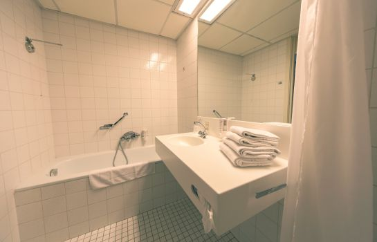 Bagno in camera Fletcher Erica Hotel – Restaurant