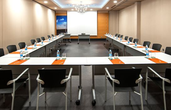Meeting room Silken Amara Plaza