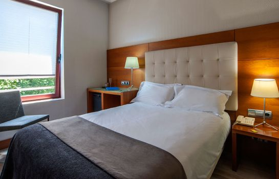 Single room (standard) Silken Amara Plaza