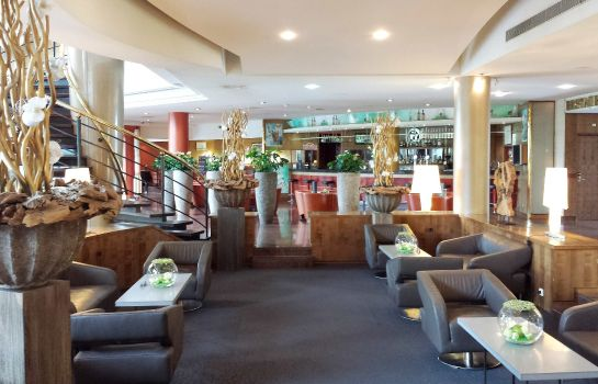 Hol hotelowy Courtyard Paris Roissy Charles de Gaulle Airport Hotel