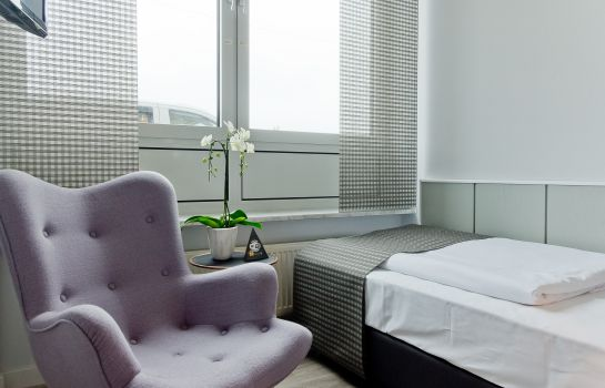 Single room (standard) Arthotel ANA Munich Messe