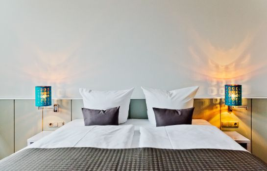 Double room (standard) Arthotel ANA Munich Messe