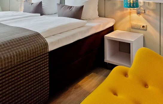 Double room (superior) Arthotel ANA Munich Messe
