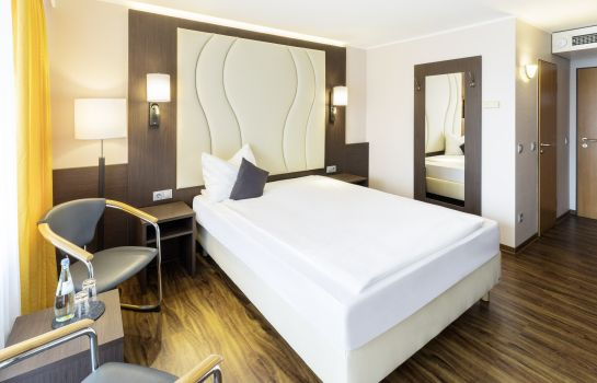Chambre individuelle (confort) Best Western Plaza Hotel Grevenbroich