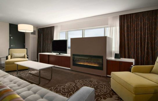 Suite Hilton Atlanta Airport