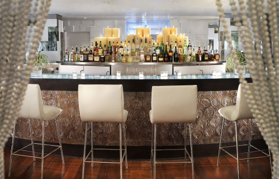 Hotel bar Huntley Santa Monica Beach LVX