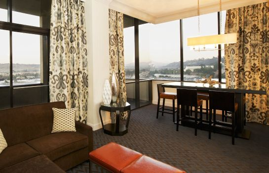 Zimmer Sheraton Mission Valley San Diego Hotel
