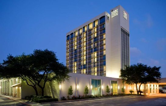 Außenansicht Four Points by Sheraton Houston - CITYCENTRE