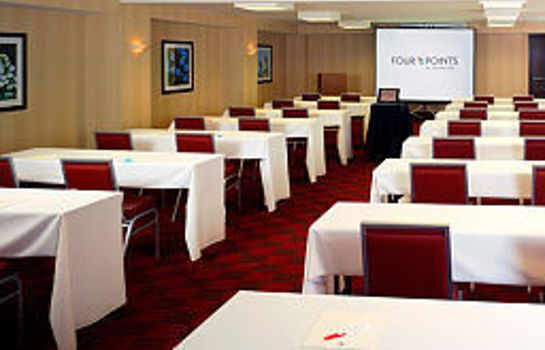 Sala konferencyjna Four Points by Sheraton Philadelphia Northeast