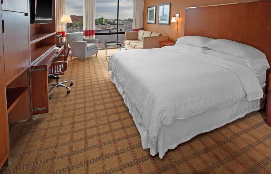 Pokój Four Points by Sheraton Philadelphia Northeast