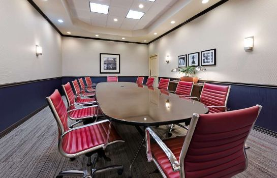 Sala de reuniones Four Points by Sheraton Houston - CITYCENTRE