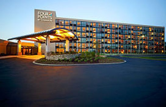 Exterior view Four Points by Sheraton Philadelphia Northeast
