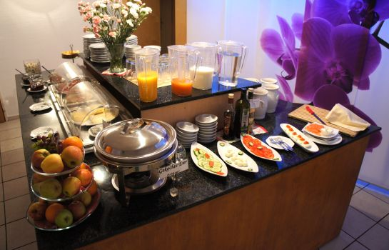 Breakfast buffet Komfort