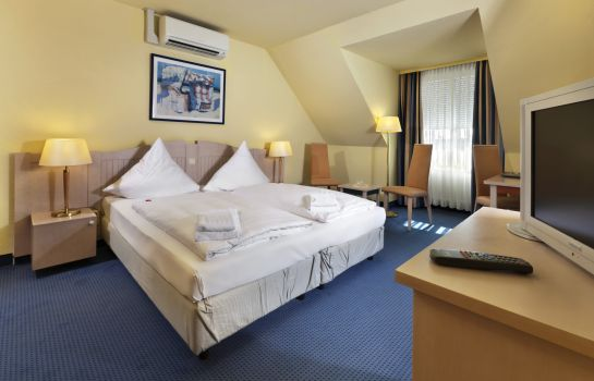 Chambre double (standard) TRYP by Wyndham Lübeck Aquamarin