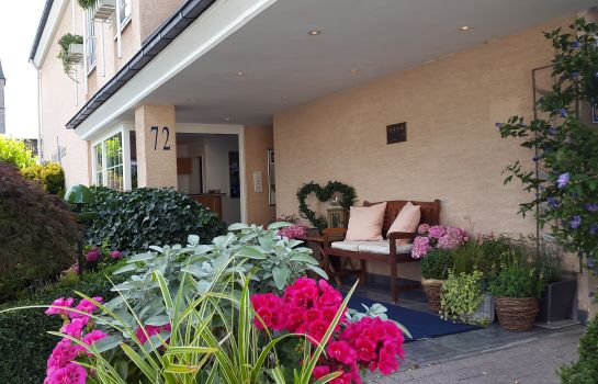Exterior view Privathotel Bremer