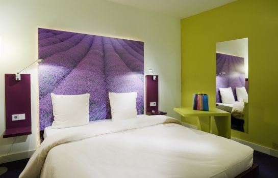 Standardzimmer ibis Styles Hamburg Alster City
