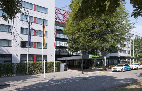 Außenansicht Holiday Inn BERLIN - CITY WEST