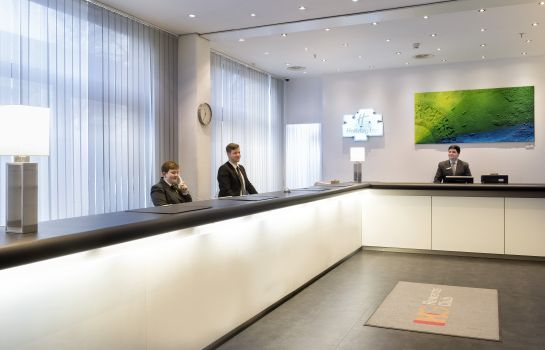 Empfang Holiday Inn BERLIN - CITY WEST