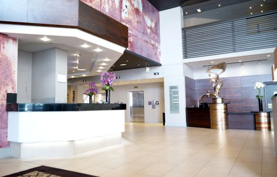 Hotelhal Crowne Plaza GLASGOW