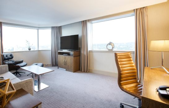 Suite Crowne Plaza GLASGOW