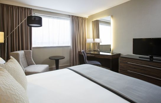 Room Crowne Plaza GLASGOW