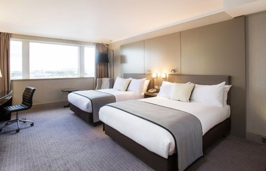 Chambre Crowne Plaza GLASGOW