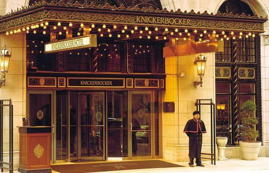Exterior view MILLENNIUM KNICKERBOCKER CHICAGO