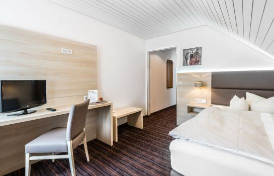 Single room (standard) Business Class Hotel Häckermühle