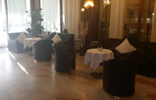Hall de l'hôtel City Hotel Lahr