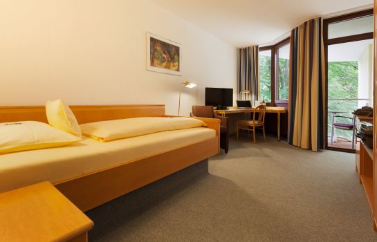 Single room (standard) Parkhotel St. Leonhard
