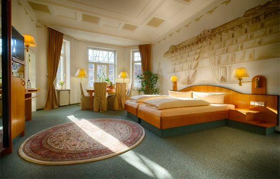 Double room (superior) Aparthotel Halle