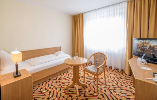 Chambre individuelle (standard) Hotel an der Stadthalle Rostock