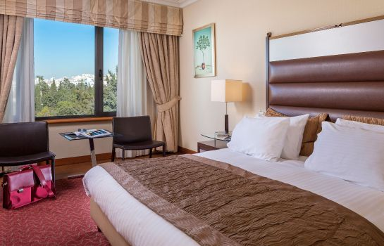 Chambre individuelle (confort) Radisson Blu Park Hotel Athens