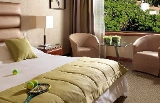 Chambre double (standard) Radisson Blu Park Hotel Athens