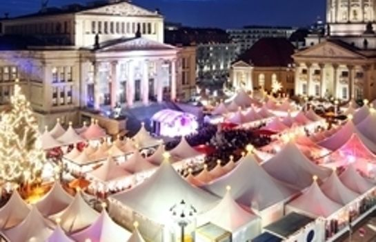 Ambiente City Partner Hotel am Gendarmenmarkt