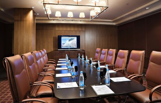 Conference room Corinthia Hotel St Petersburg