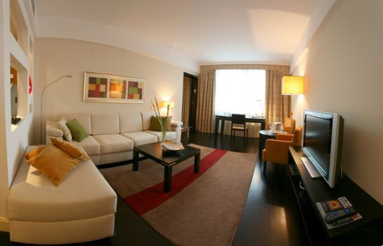 Junior suite The Aquincum Hotel Budapest