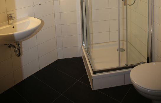 Bathroom City Pension Magdeburg