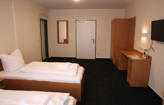 Single room (standard) City Pension Magdeburg