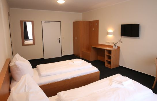 Double room (standard) City Pension Magdeburg