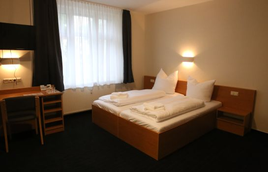 Double room (superior) City Pension Magdeburg