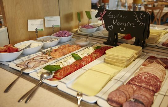 Ontbijtbuffet Strengliner Mühle Flair Hotel
