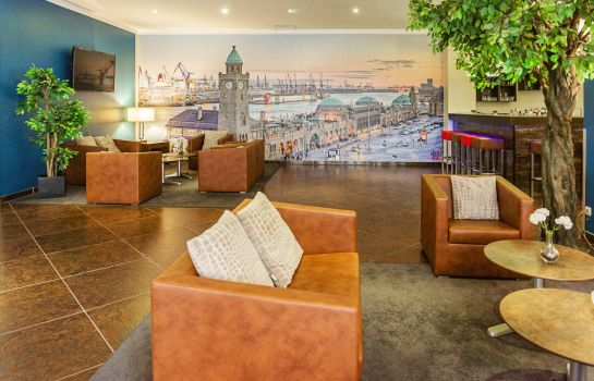 Hotelhalle Domicil Hamburg by Golden Tulip