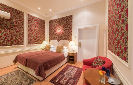Double room (superior) Arenberg Pension