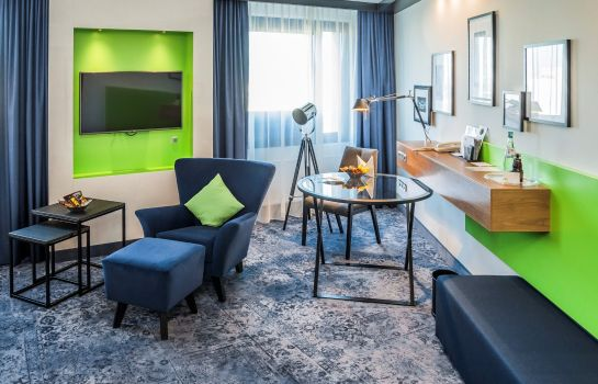 Chambre Holiday Inn STUTTGART