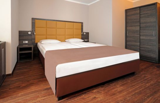 Single room (standard) Delta am Potsdamer Platz