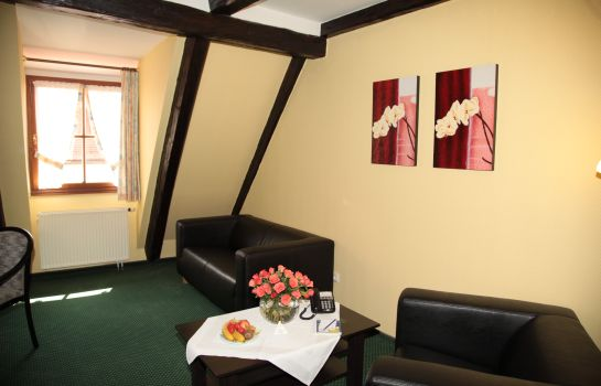 Junior Suite Ringhotel Schloßberg