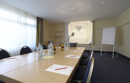 Conference room Panoramahotel Waldenburg