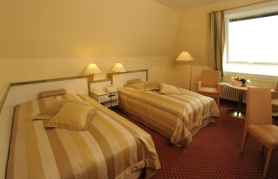 Double room (standard) Panoramahotel Waldenburg